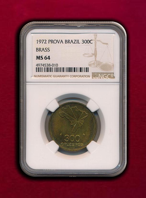 【ブラジル】Prova 300 Cruzeiro 1972