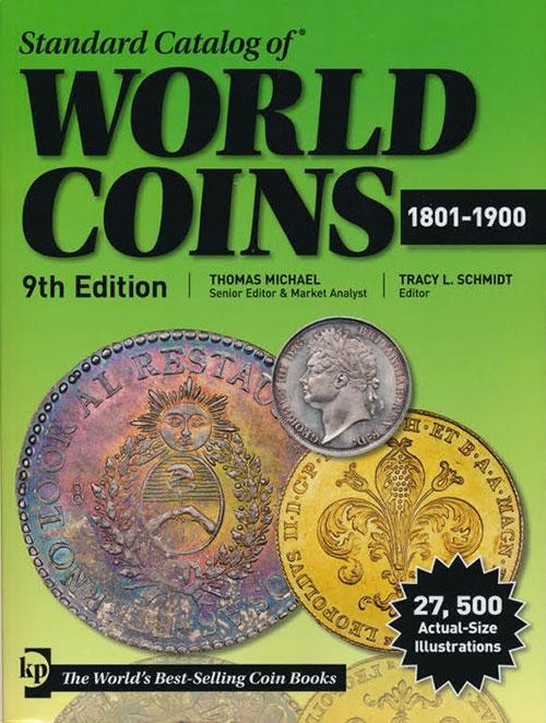 世界のコイン標準カタログ 19世紀版(1801-1900) 第9版
