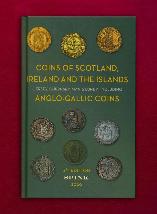 スコットランド・アイルランドおよび周辺諸島のコイン スピンク社
