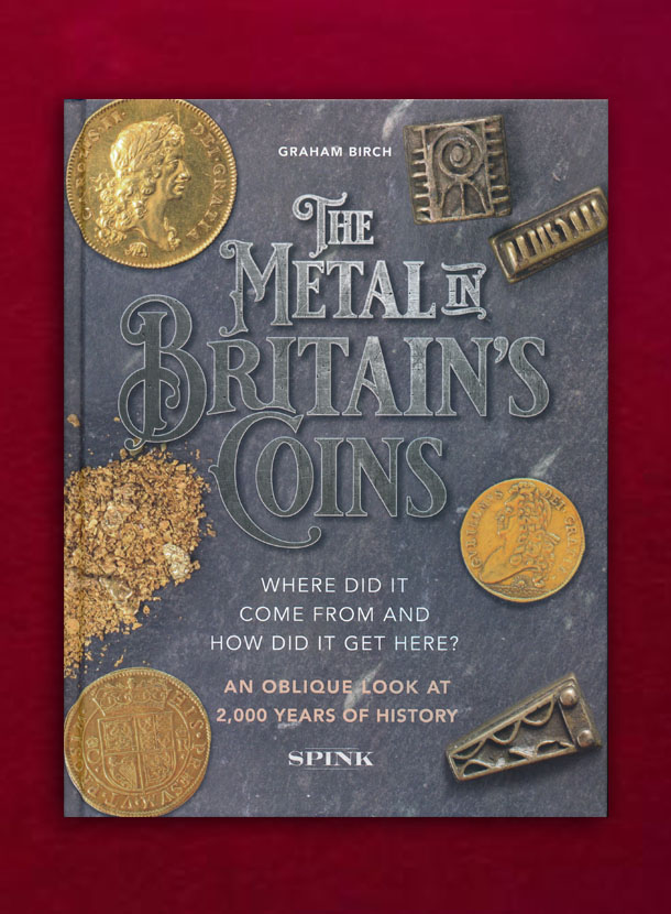 THE METAL IN BRITAIN'S COIN スピンク社刊