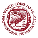 World Coins Japan Logo